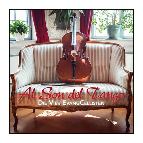 Die vier EvangCellisten: Al Son Del Tango (CD)