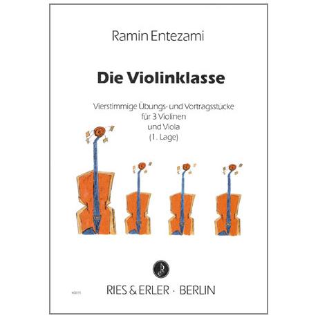 Entezami, R.: Die Violinklasse
