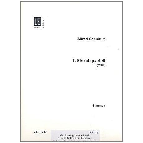 Schnittke, A.: Streichquartett Nr. 1