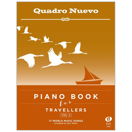Weiss, S.: Piano Book for Travellers Band 2