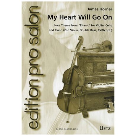 Horner, J.: My heart will go on