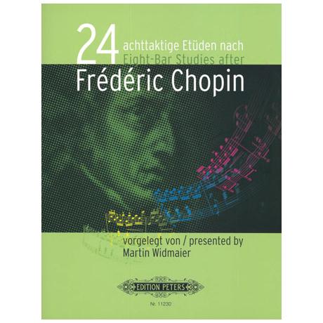 24 achttaktige Etüden nach Frédéric Chopin