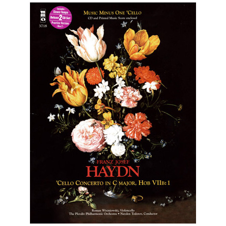 Haydn: Cello Concerto in C major Hob VIIB:1 (+2CDs)