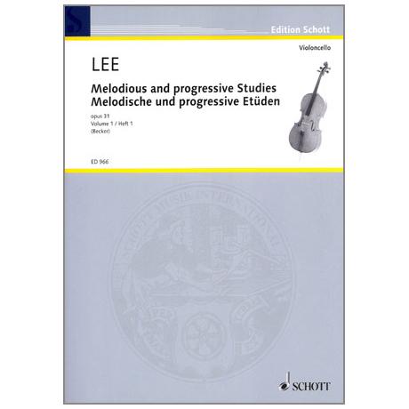 Lee, S.: Melodische und Progressive Etüden Op.31 Band 1
