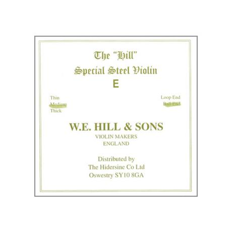 HILL violin string E