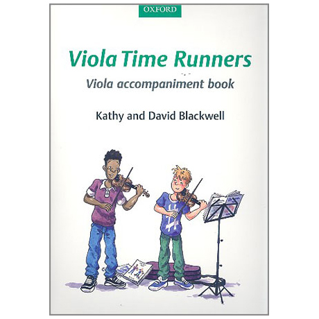 Blackwell, K. & D.: Viola Time Runners – Violabegleitung
