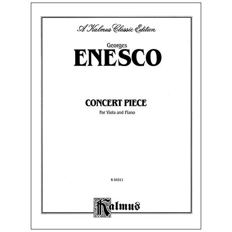 Enesco, G.: Concert Piece