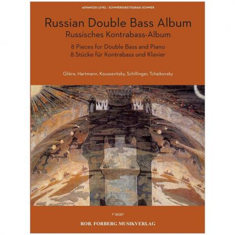 Russian Double Bass Album