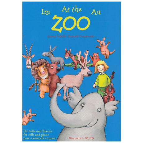Cofalik, A./Twardowski, R.: Im Zoo