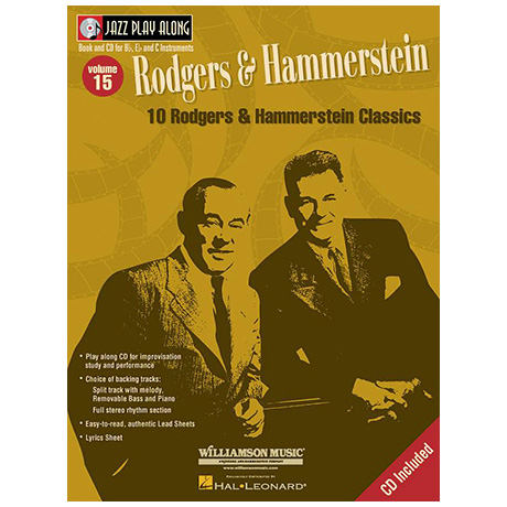 Rodgers & Hammerstein (+CD)