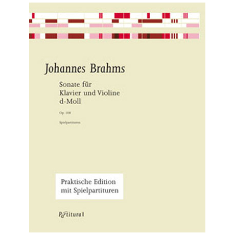 Brahms, J.: Violinsonate Op. 108 d-Moll