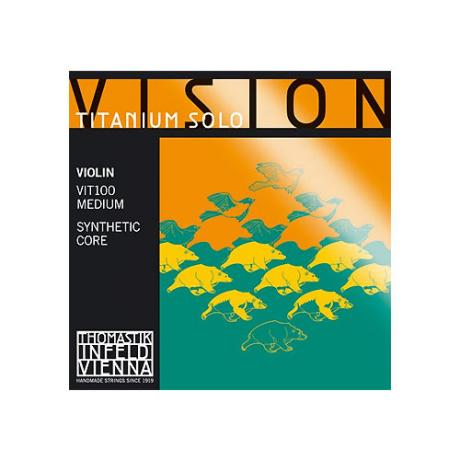THOMASTIK Vision Titanium SOLO violin string D