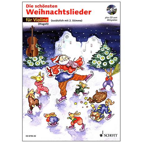 Magolt, M. & H.: Die schönsten Weihnachtslieder (+ CD)