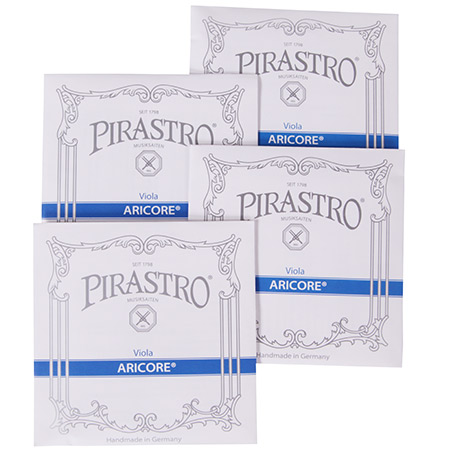 PIRASTRO Aricore viola strings SET