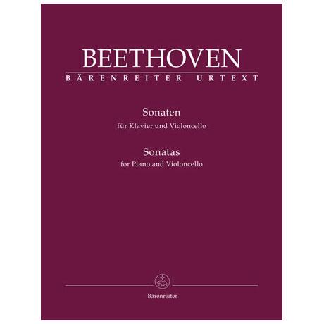 Beethoven, L. v.: Violoncellosonaten