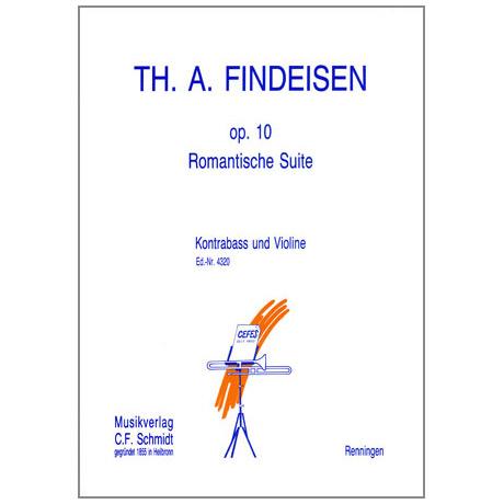 Findeisen, T. A.: Romantische Suite op. 10