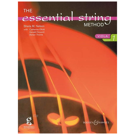 Nelson, S. M.: The Essential String Method Vol. 1 – Viola