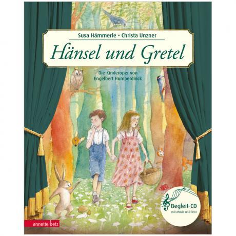 Hämmerle, S./Unzner, Chr.: Hänsel und Gretel (+CD)