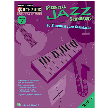 Essential Jazz Standards (+CD)