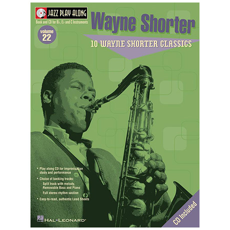 Wayne Shorter (+CD)