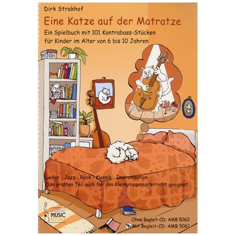 Strakhof, D.: Eine Katze auf der Matratze