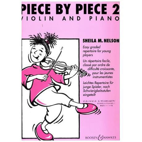 Nelson, S. M.: Piece by Piece 2