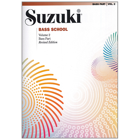 Suzuki Bass School Vol. 2