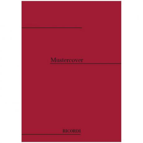 Bortolotti, M.: Combinazioni Libere – Improvvisazione