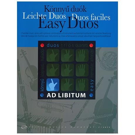 Ad libitum – Leichte Duos