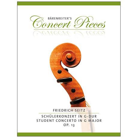 Seitz, F.: Schülerkonzert Nr. 2 Op. 13 G-Dur