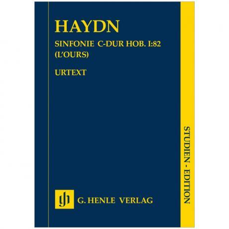 Haydn, J.: Sinfonie Hob. I:82 C-Dur »L'Ours«