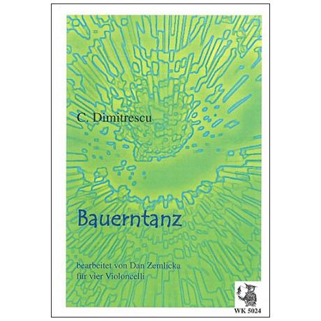 Dimitrescu, C.: Bauerntanz Op. 15