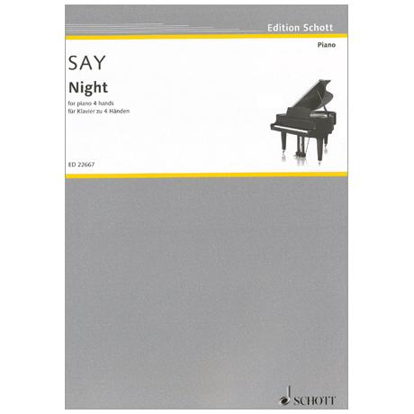 Say, F.: Night Op. 68