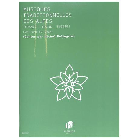Musiques Traditionnelles des Alpes (France – Italie – Suisse)