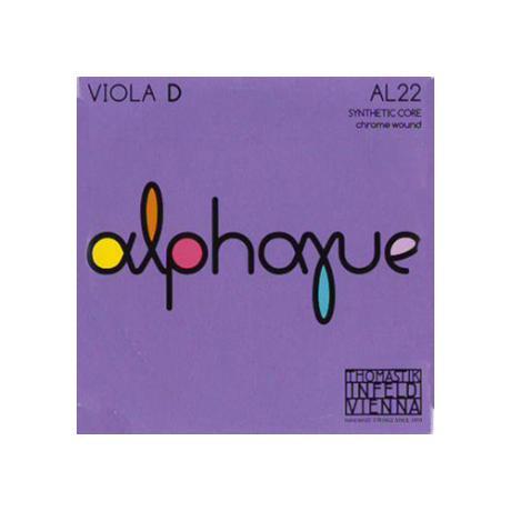 THOMASTIK Alphayue viola string D