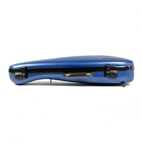 BAM Hightech Overhead Cabine violin case 4/4 | dark blue