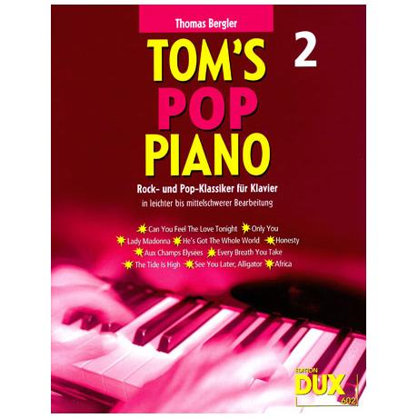 Bergler T.: Tom's Pop Piano 2