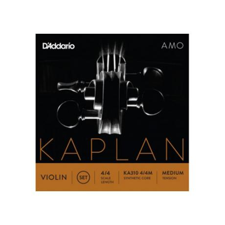 KAPLAN Amo violin strings SET