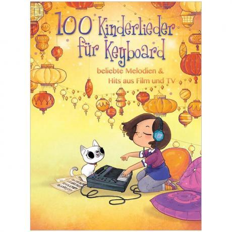 100 Kinderlieder für Keyboard