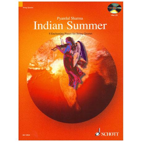 Indian Summer (+CD)