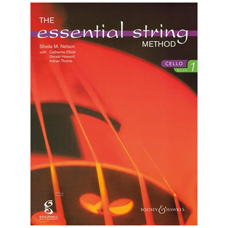 Nelson, S. M.: The Essential String Method Vol. 1 – Cello
