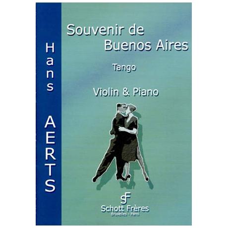Aerts, H.: Souvenir de Buenos Aires