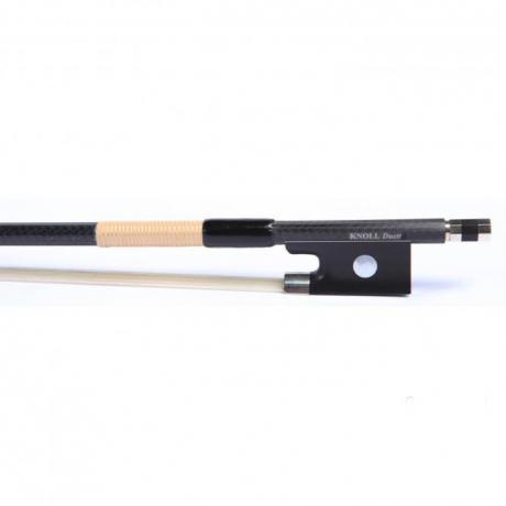 KNOLL Carbon DUETT violin bow