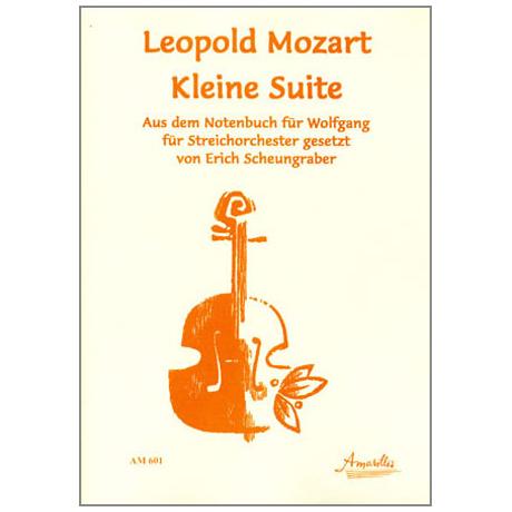 Mozart, L.: Kleine Suite