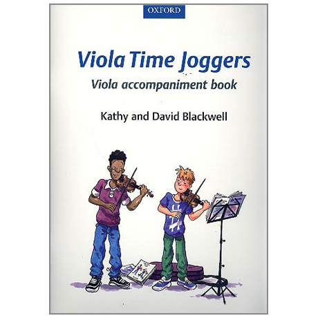 Blackwell, K. & D.: Viola Time Joggers