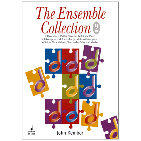 Kember, J.: The Ensemble Collection Band 2