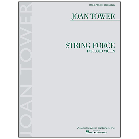 Tower, J.: String Force (2010)