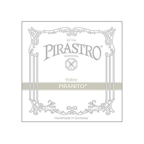 PIRASTRO Piranito violin string E