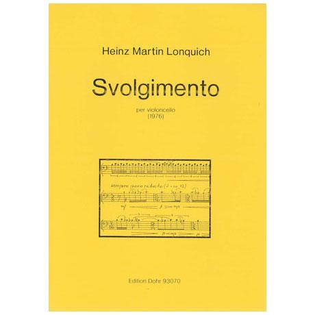 Lonquich, H. M.: Svolgimento (1976)
