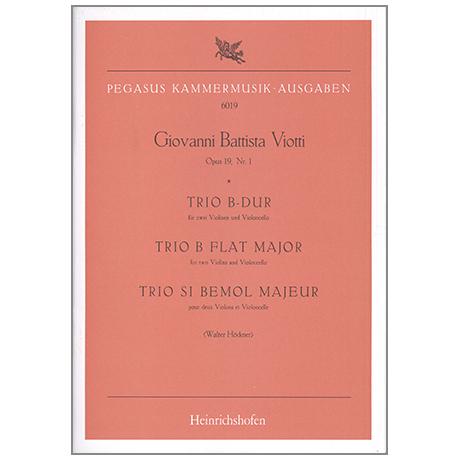 Viotti, G. B.: Trio Op.19 Nr.1 B-Dur